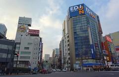 2015222 akihabara akiba (PhotoAkiba) Tags: japan tokyo mainstreet crossing   akihabara akiba electrictown      2015