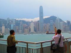 Victoria Harbor (dreamsprey) Tags: hongkong march victoriaharbor 2014
