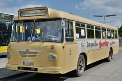 50 Jahre Buslinie 94 (Chris Grabert) Tags: bus berlin 94 charlottenburg bvg 50jahre