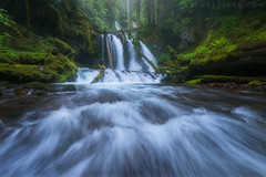 Panther (terenceleezy) Tags: oregon carson waterfall washington waterfalls panthercreek panthercreekfalls lowerpanthercreekfalls iphone6s