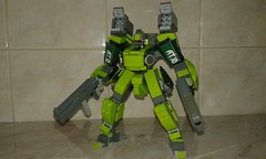 Missle launchers open (frameworks6) Tags: robot military mecha mech