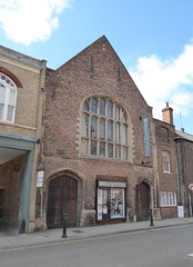St George's Guildhall (yellow book) Tags: norfolk lynn northsea kingslynn riverouse greatouse hanseaticleague thewash