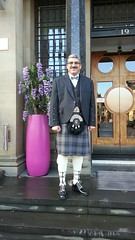 Fellowship Admission Ceremony, Royal College of Physicians of Edinburgh (Sumer and Akkad!) Tags: edinburgh frcp royalcollegeofphysiciansofedinburgh derekbell president queenstreet scotland fellowship kilt scottish osamasmamin