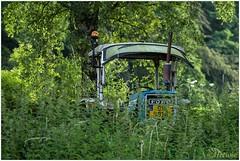 trekker (HP012847) (Hetwie) Tags: zomer vakantie tractor trekker luxemburg natuur nature larochette