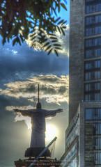 Berlin_MSC0499_501 (! . Michael Schultes . !) Tags: hdr rio berlin statue christo christus