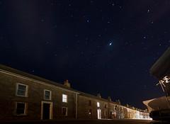 Hugh Town Starlight (54 North) Tags: scilly hugh town starlight