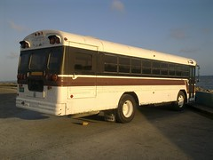 Classic Belizian bus (Sasha India) Tags: belizecity belize             caribbean