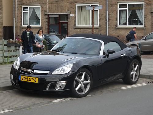 2009 Opel GT