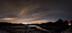 And night.... (Graham Hendey) Tags: astroscape sky river celestial starrynight night water thecauseway freshwater