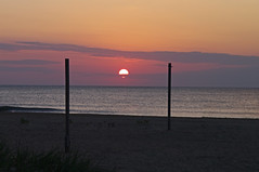 goal (EWisePhoto) Tags: virginabeach virginia sunrise beachsunrise