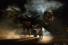 (jonathan_ed1984) Tags: approved justjane nx611 avro lancaster avrolancaster timelineevents jonathanwintlephotography bomber wwii vintage rollsroycemerlin merlin nightshoot canon 5dmkiii 2016