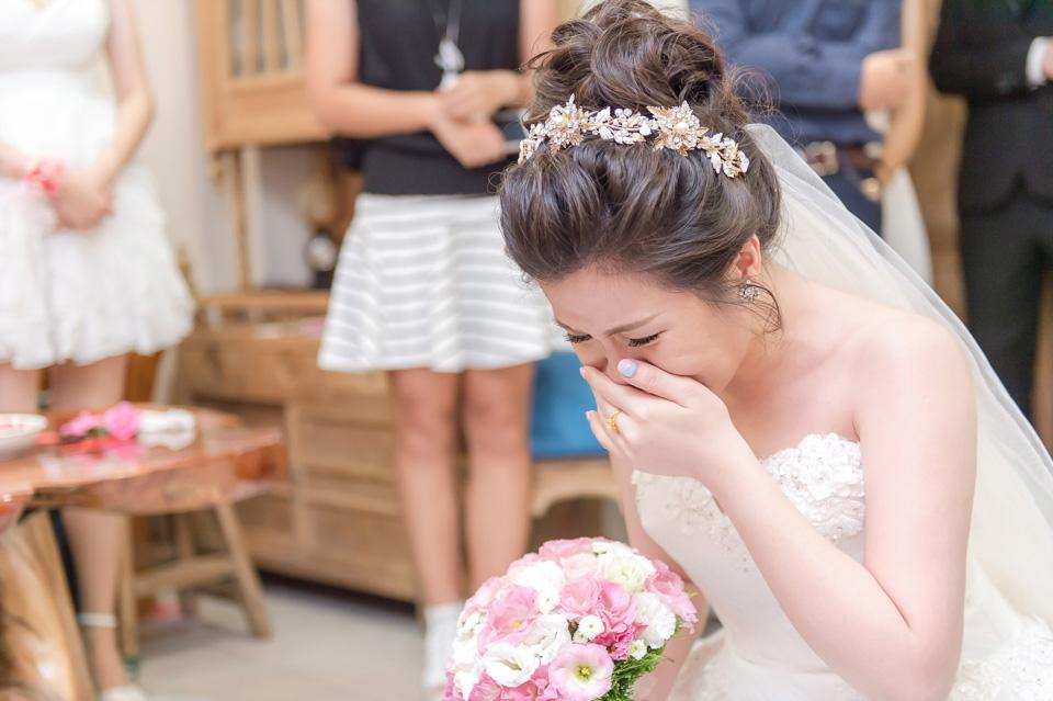 台南婚攝 情定婚宴城堡永康館 婚禮紀錄 C & V 073