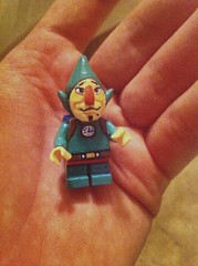 Tingle (TheEleH) Tags: tingle legendofzelda hyrulewarriors custom lego