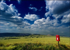 The Prairies of England