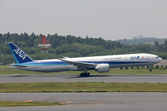 JA784A Boeing 777-381ER ANA (pslg05896) Tags: tokyo ana narita nrt boeing777 rjaa ja784a