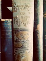 idlehours (herewegokids) Tags: antique books bookstore dickens southbend