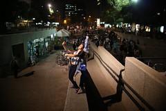 Tramas (Dia de la danza 2015) (*FabPhoto) Tags: chile street santiago urban calle dance danza jose tanz vidal tramas dancwer