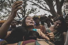 A widowed TG's Elegy (Balasubramani Murali) Tags: festival transgender widow tg elegy cwc travelphotography koovagam koothandavar oppari thirunangai chennaiweekendclickers koovagam2014
