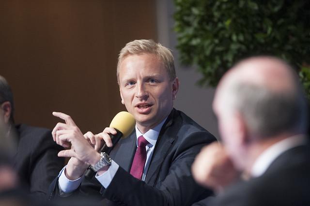 Jakob Bomholt particpating