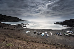 El Golfo Coast (Jigsaw-Photography-UK) Tags: seascape landscape boats coast skies lanzarote lee beaches elgolfo