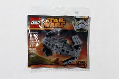 LEGO Star Wars TIE Advanced Prototype Polybag (30275) (tormentalous) Tags: lego legostarwars 30275 polybag tieadvancedprototype
