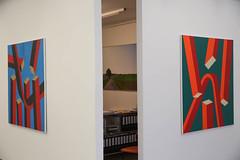 photoset: Eschenbachgasse: Galerie Janda / Krobath / Meyer Kainer (Mai 2015)