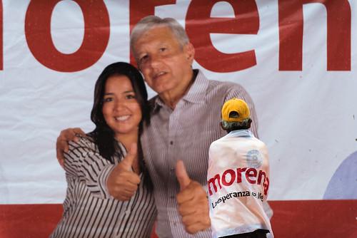 Andre's Manuel López Obrador