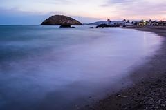 Mazarron (Antonio Supertramp) Tags: landscape playa paisaje murcia mazarron largaexposicion obturacionlenta paisajecostero nikond5200
