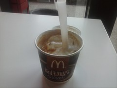 Mcflurry snickers (Ikarus948) Tags: snickers mcflurry