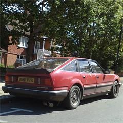 Some of yesterdays (uk_senator) Tags: red rover 1984 vitesse sd1