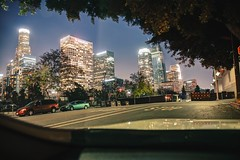 DTLA ignites (redshutterbugg) Tags: nightphotography losangeles skylines canon6d discoverla beautifulnightshots