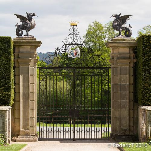 20160515-ROTL2990 Dragon Gate Powis Castle NT Powys Wales.jpg