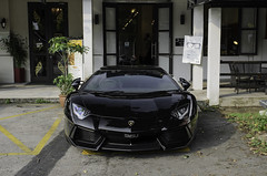 Aventador (FreeLunchPhotos) Tags: singapore hill dempsey lamborghini aventador lp700 lp7004