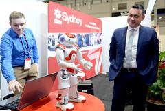 CeBIT John Barilaro (BusinessNSW 2015) Tags: sydney nsw