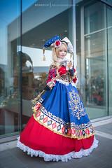Minami Kotori (Tumeatcat) Tags: portrait anime thailand nikon cosplay d800 kotori lovelive bangkokcomiccon