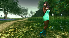 One afternoon in the countryside (heidi.rewell) Tags: prism maitreya exxess frisland catwa kccouture