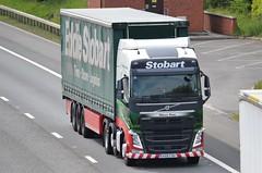 Eddie Stobart 'Maura Rose' (stavioni) Tags: rose truck volvo group lorry eddie trailer maura fh m4 esl stobart h4515 fh4 kx16fdu