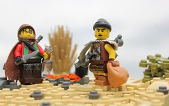 Bro Fig Brawl: Medieval Bandits (jsnyder002) Tags: castle brawl lego fig medieval creation thieves bandits moc brofigbrawl figbrawl