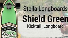 Stella Shield Green (longboardsusa) Tags: stella usa green skate shield skateboards longboards longboarding
