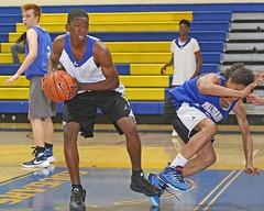 D153183A (RobHelfman) Tags: sports basketball losangeles highschool palisades crenshaw tnl tuesdaynightleague