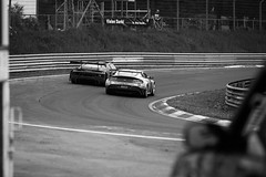 24h Rennen Nrburgring (Tup') Tags: car canon germany lens blackwhite europe body gear places treatment nrburgring canonef70200mmf28lis 24hrennen canon5dmarkii