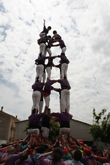 IMG_4200 (Colla Castellera de Figueres) Tags: cristina towers salt girona human castellers figueres sta pla emporda trobada estany 2016 colla castells minyons actuacio vailets marrecs colles gavarres castellera gironines ccfigueres esperxats