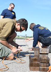 160523-N-JY474-174 (CNE CNA C6F) Tags: sailors eod usn lithuania nato ordnance multinational klaipedia partnershipforpeace eodmu8 explosivedetonation openspirit2016