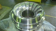 Roue Francis (bernard.bonifassi) Tags: bb088 06 2016 counteadenissa turbine turbinehydraulique rouefrancis alpesmaritimes
