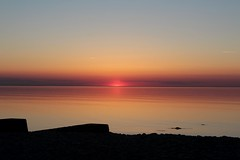 sunset (Claire-L) Tags: land sude