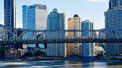 Brisbane (Leafypages) Tags: bridge brisbane