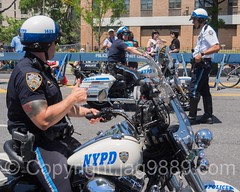 NYPD Highway Patrol Police Officers, Coney Island Mermaid Parade 2016, New York City (jag9889) Tags: 2016 2016coneyislandmermaidparade 20160618 art brooklyn coneyisland festival finest firstresponder hd harleydavidson highwaypatrol hog kingscounty lawenforcement mardigras mermaid motorbike motorcycle ny nyc nypd newyork newyorkcity newyorkcitypolicedepartment outdoor parade policedepartment surfavenue usa unitedstates unitedstatesofamerica jag9889