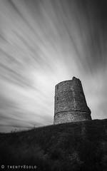 High Noon (twenty8solo) Tags: castle hadleigh long exposure essex nikon d90 landscape