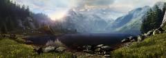 Mountain Lake (Impetus37) Tags: ethan carter vanishing the