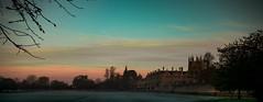Awakening! (Harvey Smith) Tags: sunrise landscape photography spring university pentax smith oxford harvey bluehour oxfordshire christchurchcollege 2016 universityofoxford countrysidewalks harveysmithphotography2016